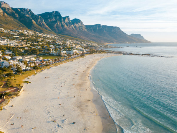 Covid-19: Cape Town Beaches Close To Advance Social Distancing photo