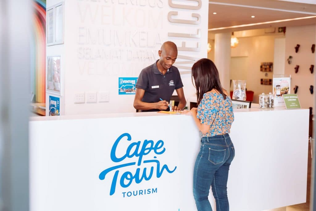 Cape Town Tourism Goes Digital photo