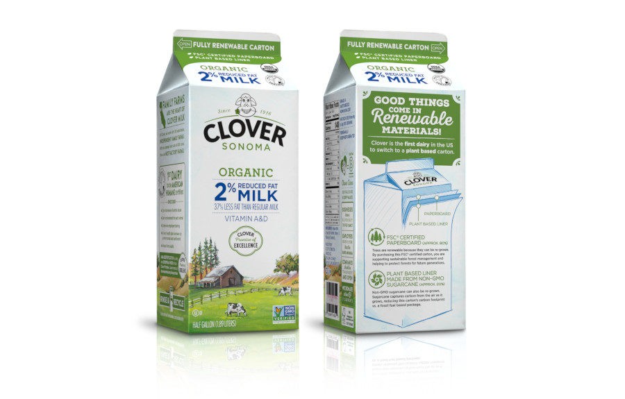 Clover Sonoma Announces B Corporation Recertification photo