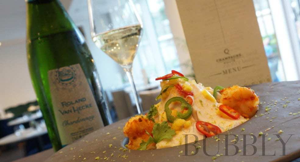Food Pairings With Champagne Or Sparkling Wine photo