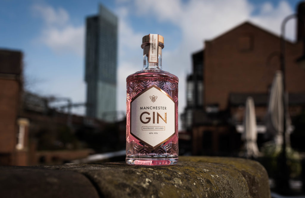 Manchester Gin Gets The Gold photo