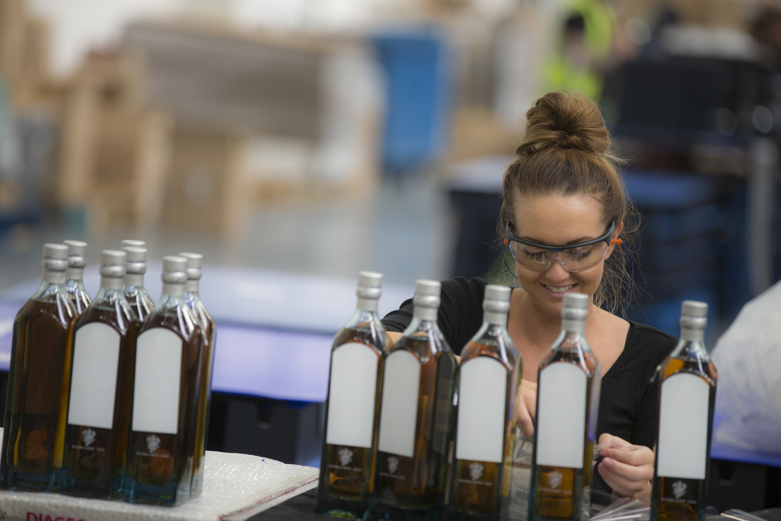 Fife Is A Major Hub For Drinks Giant Diageo photo