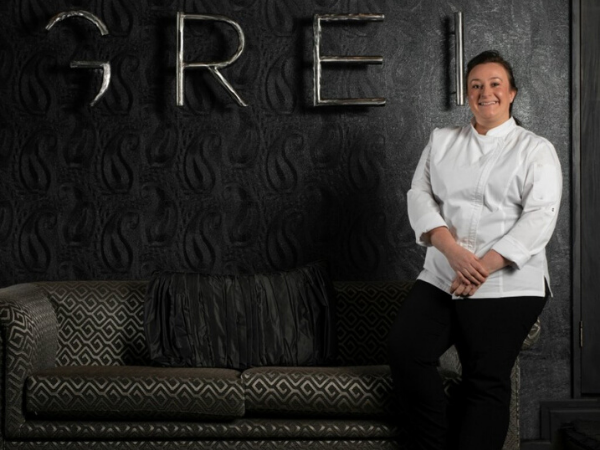 Chef Candice Phillip Leaves Grei photo