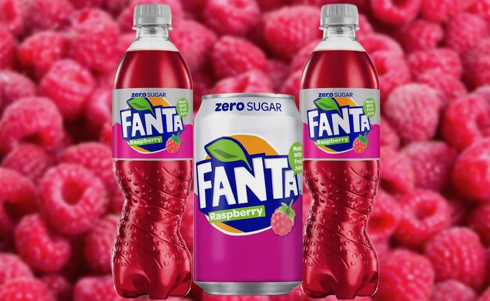 Fanta Raspberry Zero Is Launched In Response To Customer Demand photo