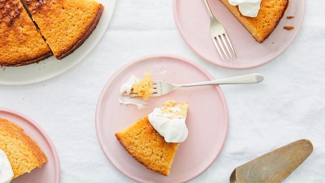 Recipe: Campari Olive Oil Cake photo