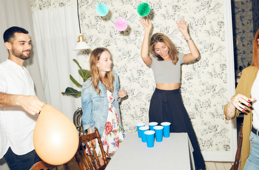 Here Are Some Isolation Drinking Games To Play At Yr Virtual Party photo