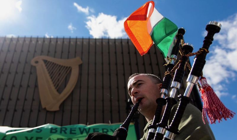 There's An Irish Village Coming To The Guinness Us Brewery For St. Patrick's Day! photo