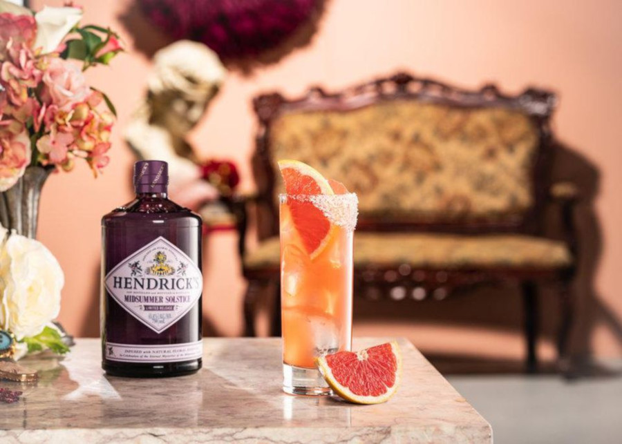 Stock Up On Hendrick's Gin Before Shutdown & Enjoy These Easy Gin Cocktails At Home! photo