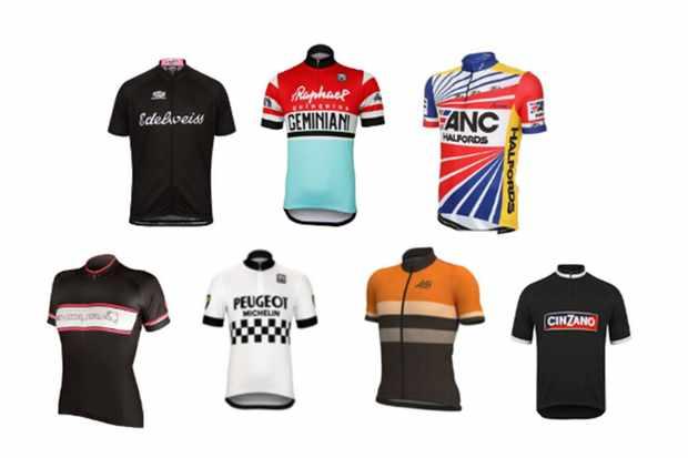 10 Retro Cycling Jerseys We Love photo