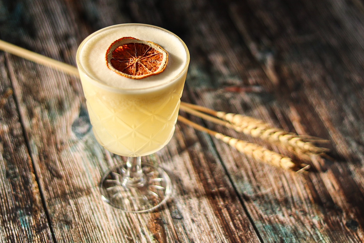 The Cabana-mama: Pineapple And Rum Cocktail photo