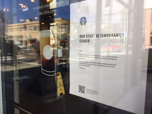 Coffee: Starbucks Goes Drive-through Only; Here Are The Places Nearest Shuttered Stores To Get Your Walk-up Coffee Instead photo