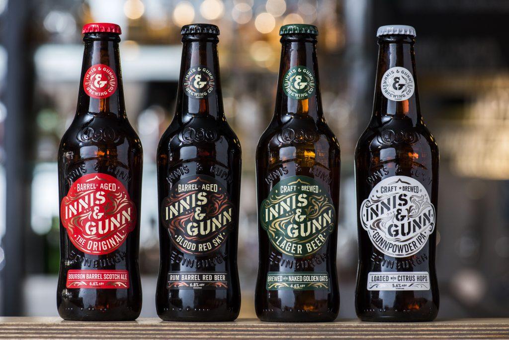 Innis & Gunn Refreshes Brand Lineup photo