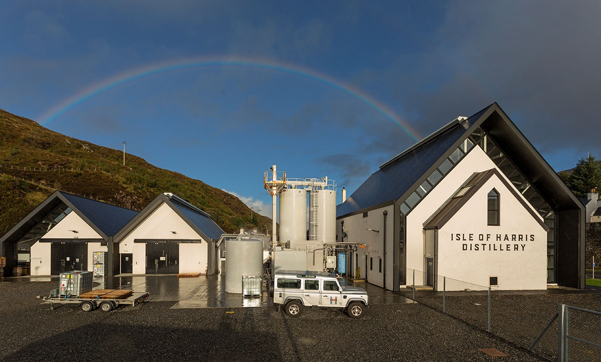 Scotland's Gin Distilleries Are Pumping Out Hand Sanitizer photo