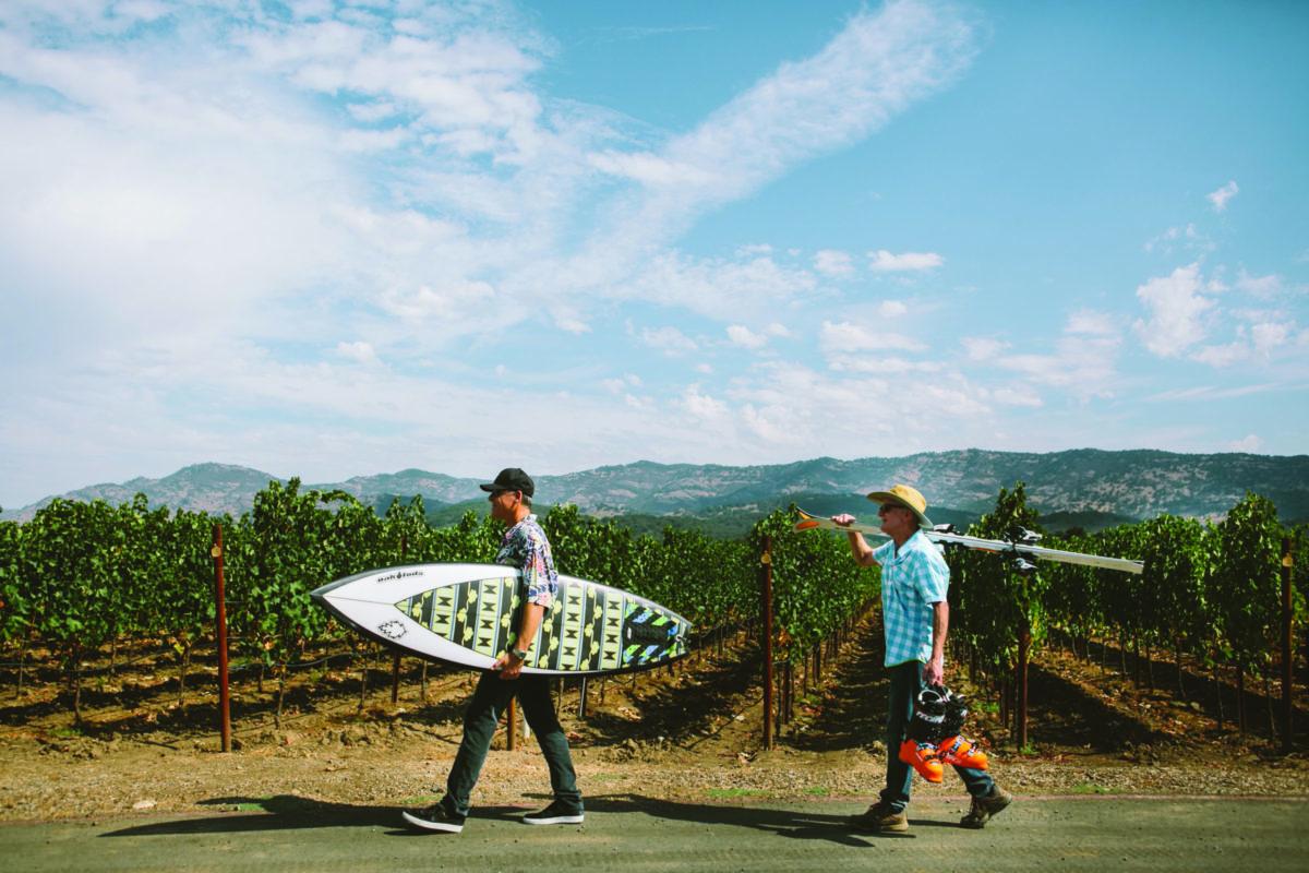 A Walking Wine Encyclopedia — Inside The Head Of Joel Aiken photo