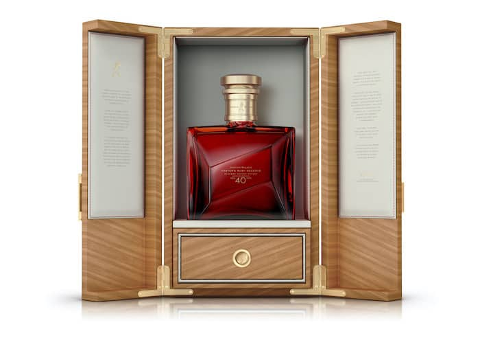 Johnnie Walker Master's Ruby Reserve Emerges As Very High End Scotch photo