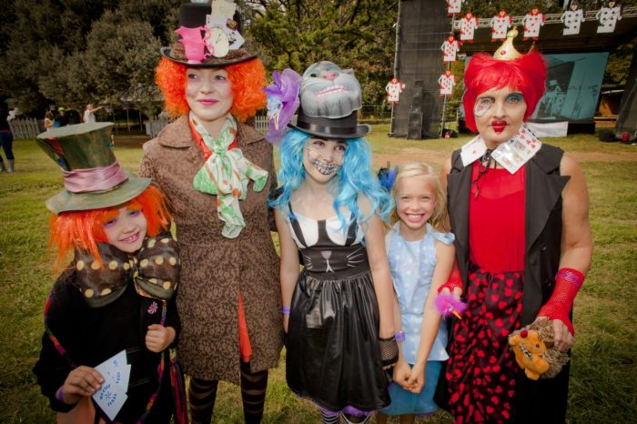 Mad Hatters' Tea Party At Meerendal Wine Estate photo