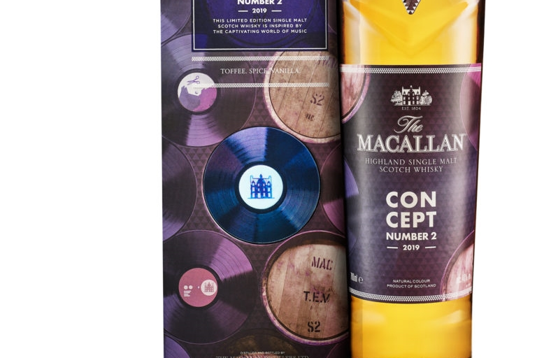 The Macallan Concept Number 2: The Second Edition Of The Series photo