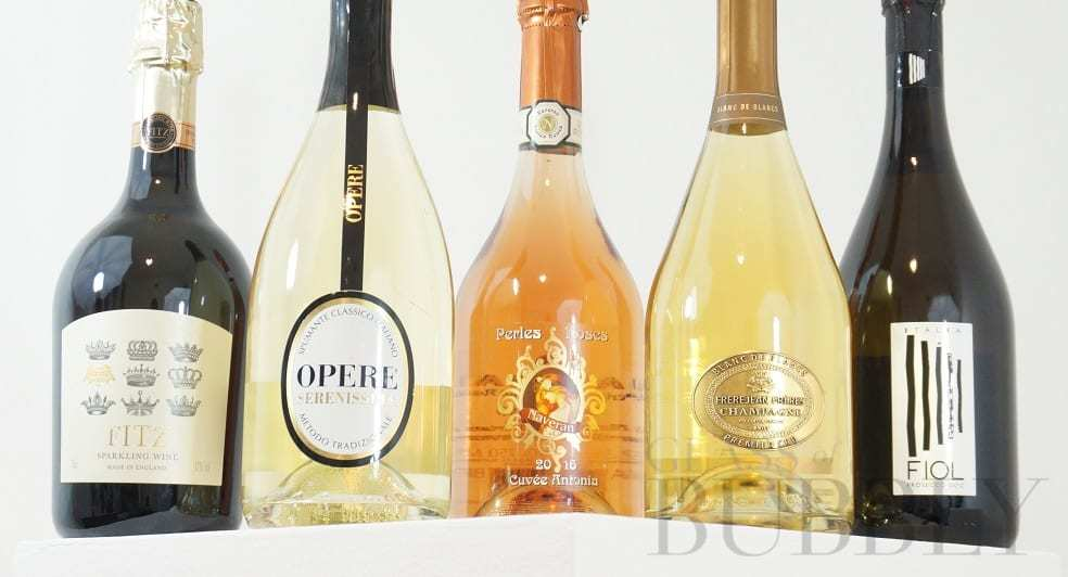 5 Sparkling Wines For Mother's Day photo