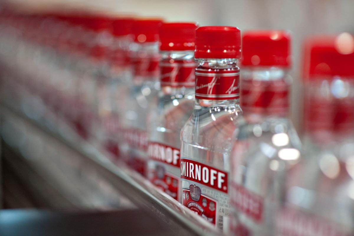 Johnnie Walker And Smirnoff Maker Diageo Pledges Enough Alcohol For 8 Million Sanitiser Bottles For Coronavirus Medics photo