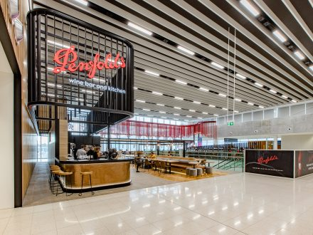 Penfolds Partners Emirates Leisure Retail For New F&b Retail Concept At Adelaide Airport photo