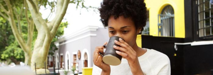 Pensive woman sipping coffee 700x248 What Everyone Should Know About Coffee