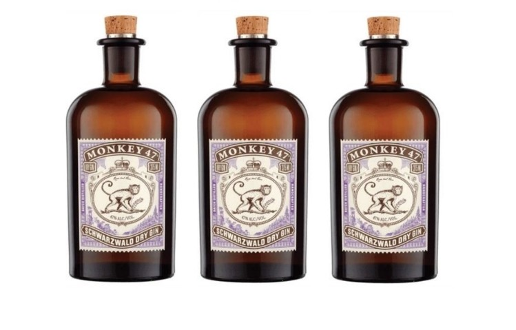 Pernod Ricard Purchases Remaining Stake In Monkey 47 Gin photo