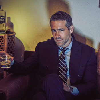 Ryan Reynolds Donates Gin Proceeds To Bartenders photo