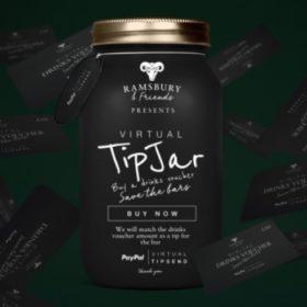 Ramsbury Virtual Tip Jar Supports On-trade photo