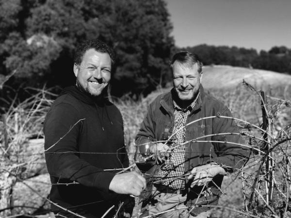 Brecon Estate Winery Names Ryan Pease Winemaker photo