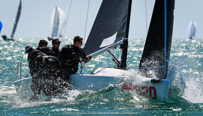 Another Classic For 2020 Bacardi Invite >> Scuttlebutt Sailing News photo