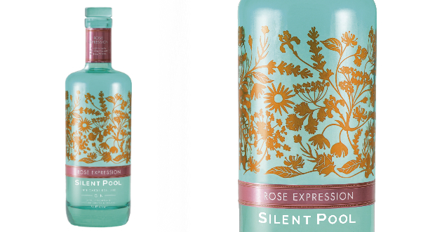 Seymourpowell Unveils Design For Silent Pool Rose Expression Gin photo