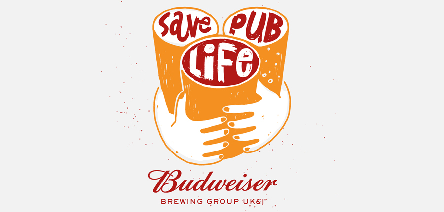 Budweiser Brewing Group Uk&i Launches Save Pub Life photo