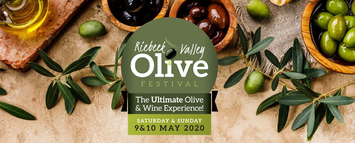 Masterclasses And Long Table Lunch Experiences On Offer At The 2020 Riebeek Valley Olive Festival photo