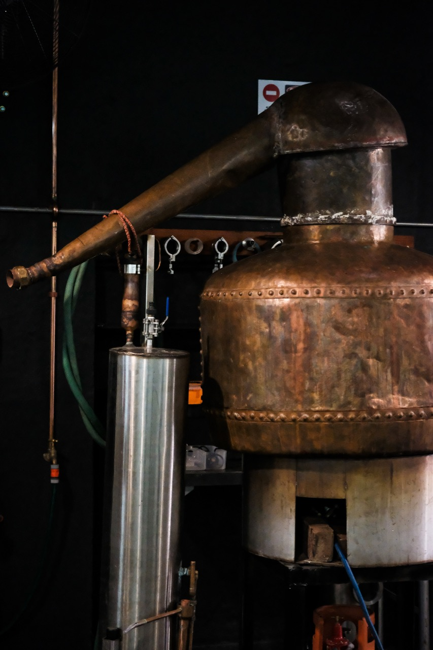 Inside Stillman Distillery photo