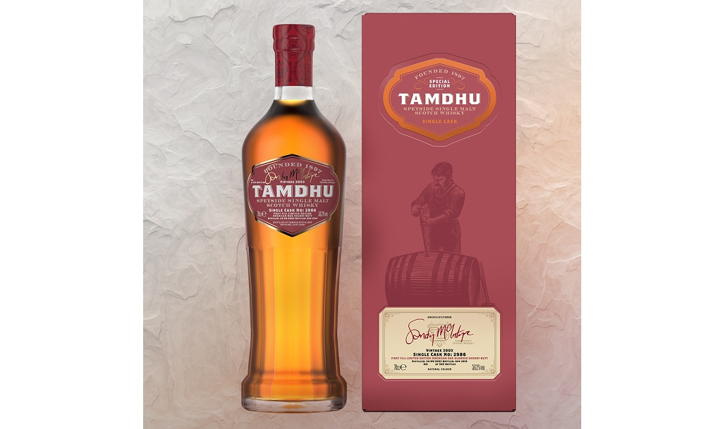 Honours For Tamdhu At At World Whiskies Awards 2020 photo