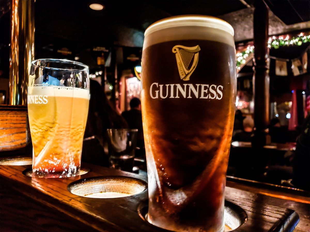 St. Patrick's Day Beer Tips: 6 Steps To A Perfect Guinness Pour photo