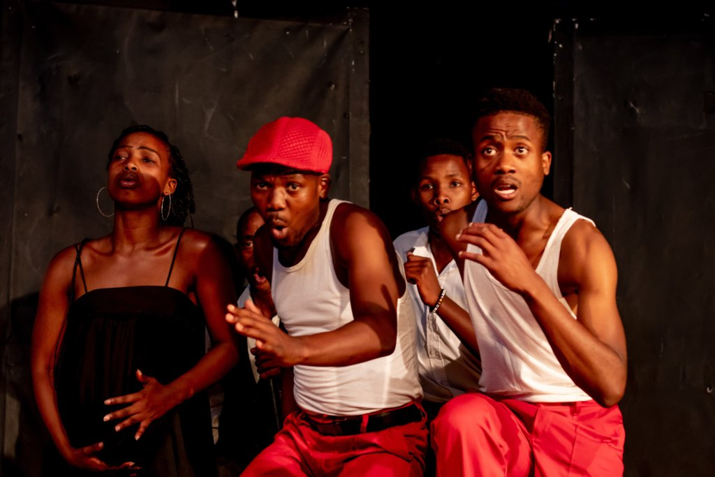 The Baxter's Zabalaza Theatre Festival photo