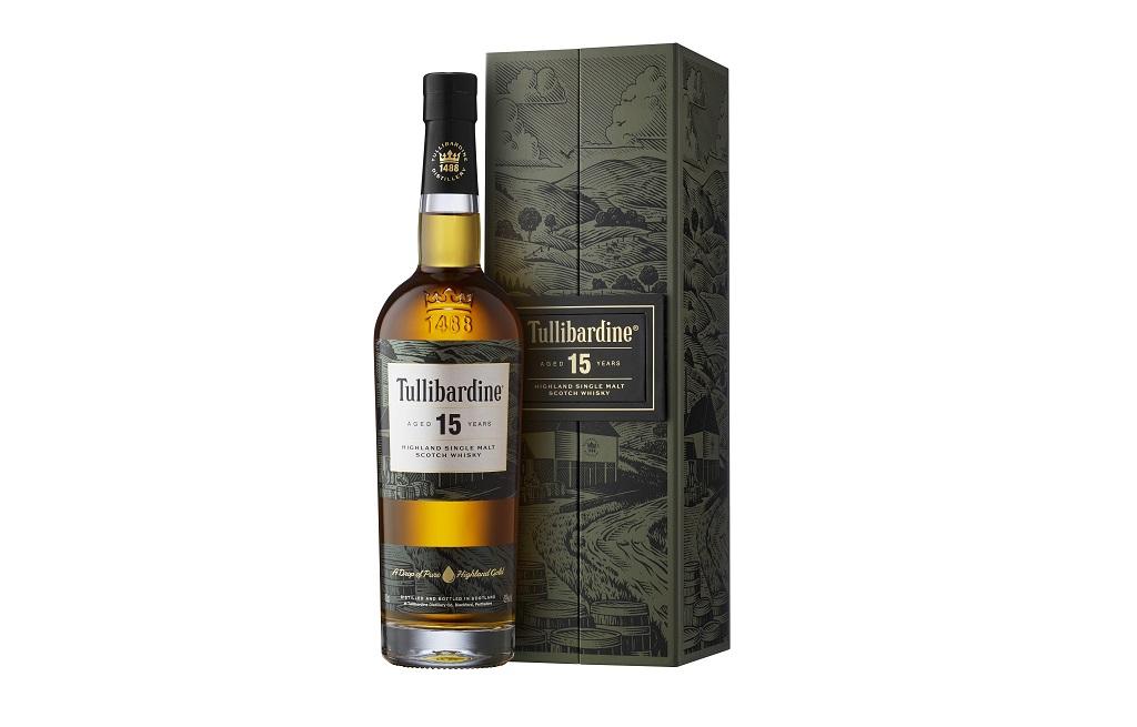 Tullibardine Reveals Its Latest Fine Aged Whisky photo