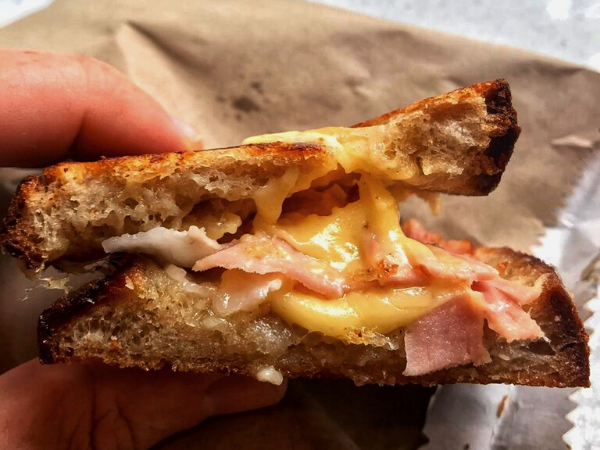It's Official: Sea Point's Arthur's Mini Super Serves The Best Toasties In Town photo