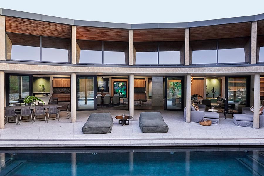 Stunning New Villa Verte Opens To Guests photo