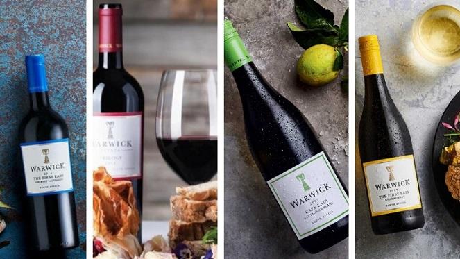 Warwick Wine Pairing Evening At Lanser's On Main photo