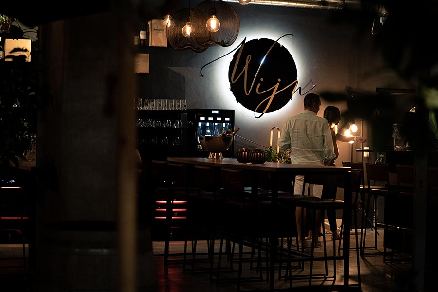 Brand New Wine Bar, Wijn, Launches In Paarl's Old Jail photo