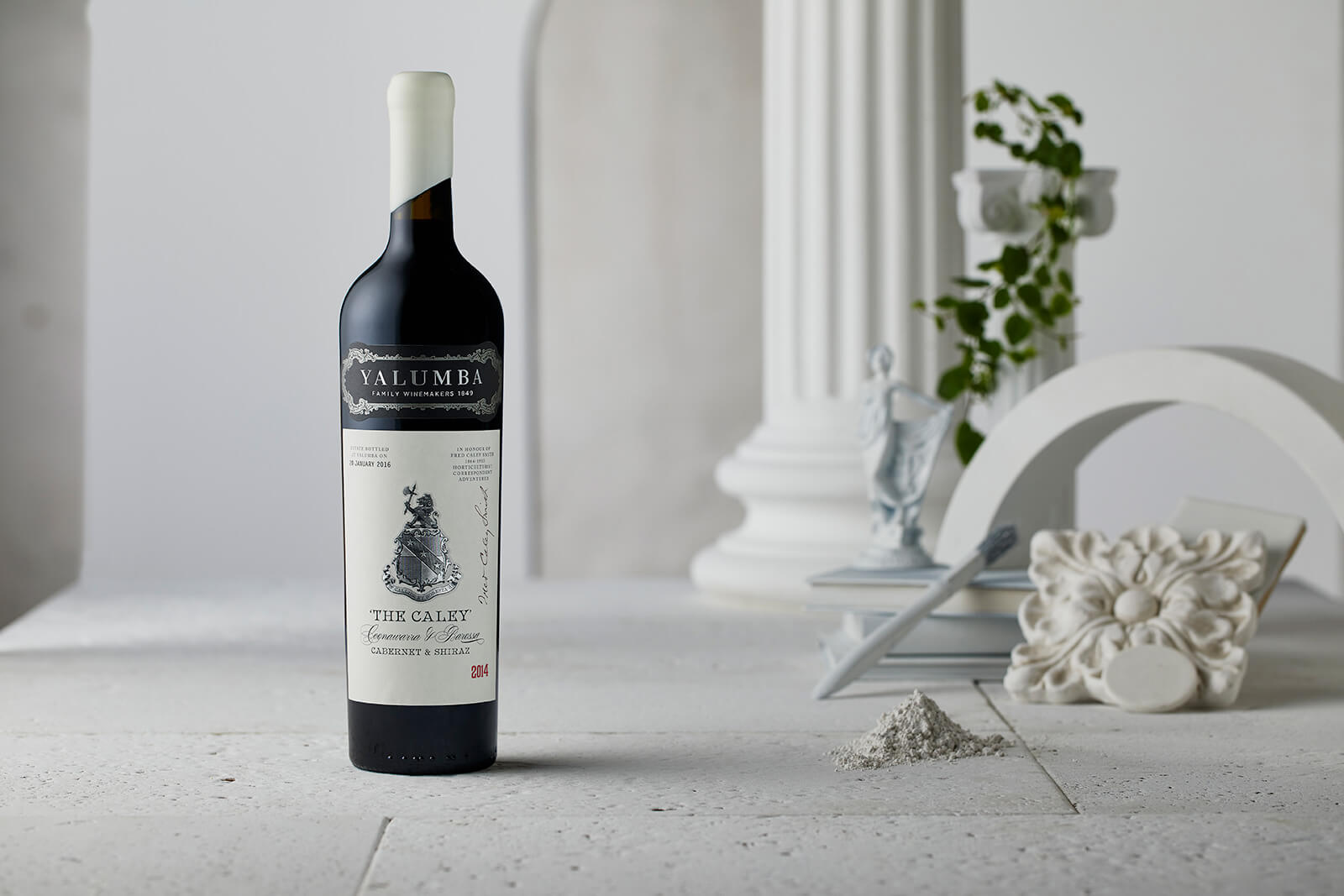 Yalumba The Caley 2014: An Aussie Classic From The Barossa Valley photo