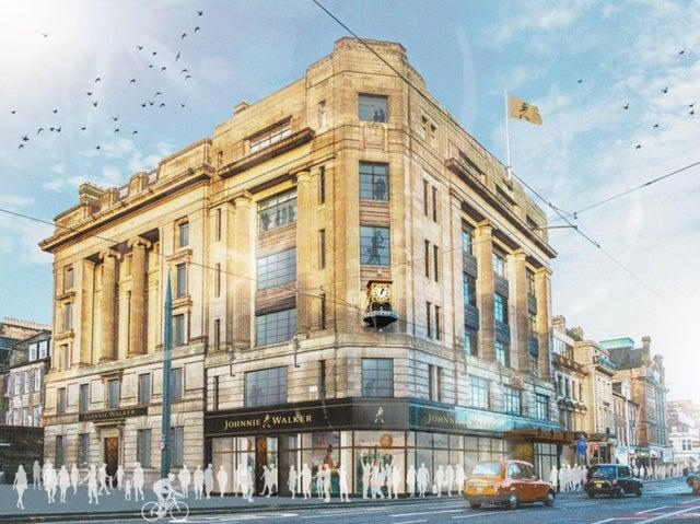 160 Jobs Up For Grabs At Edinburgh's Upcoming Johnnie Walker Visitor Centre On Princes Street photo