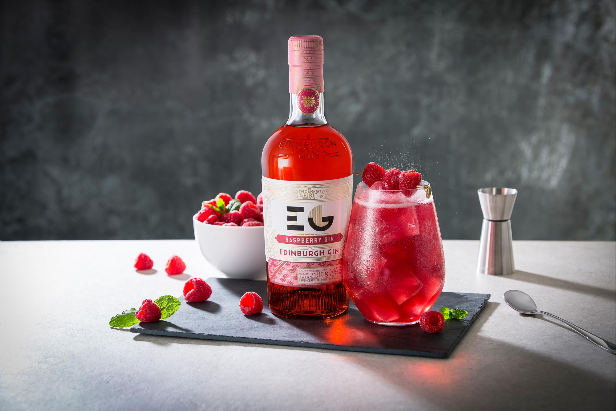 Edinburgh Gin Release Two New Full Strength Flavours photo