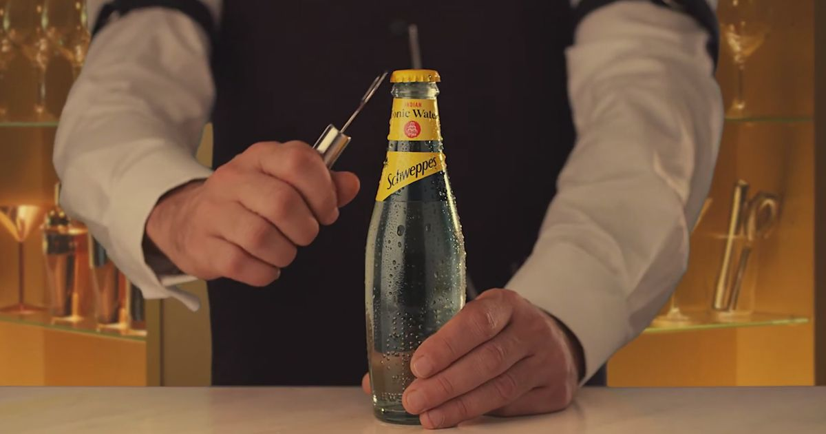 Schweppes & Publicis Italy: Here's To Character photo