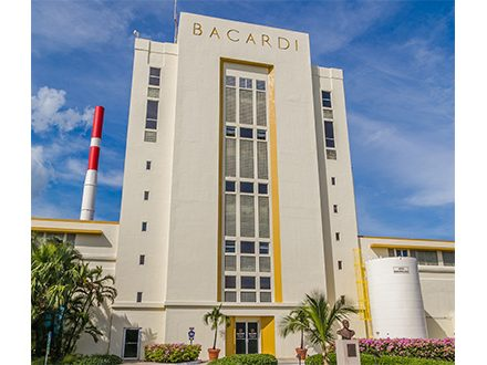 Bacardi Changes Production To Help Produce Hand Sanitisers In Puerto Rico photo