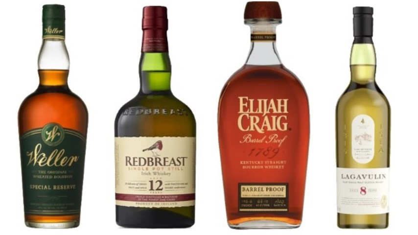 The 10 Best Whiskeys For Your Bar Cart: Bourbon, Rye, Scotch And More photo