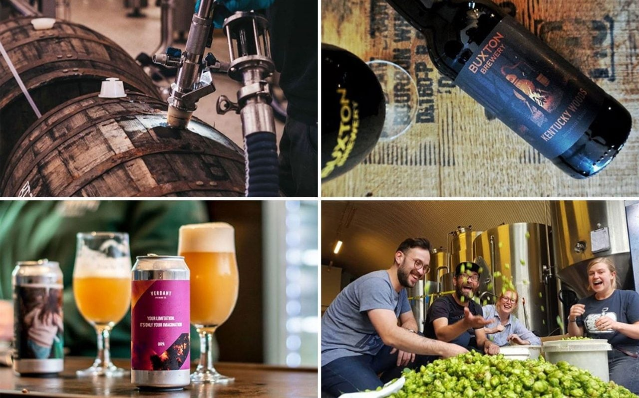 The Top 10 British Breweries, Named Among The Best In The World By Ratebeer photo