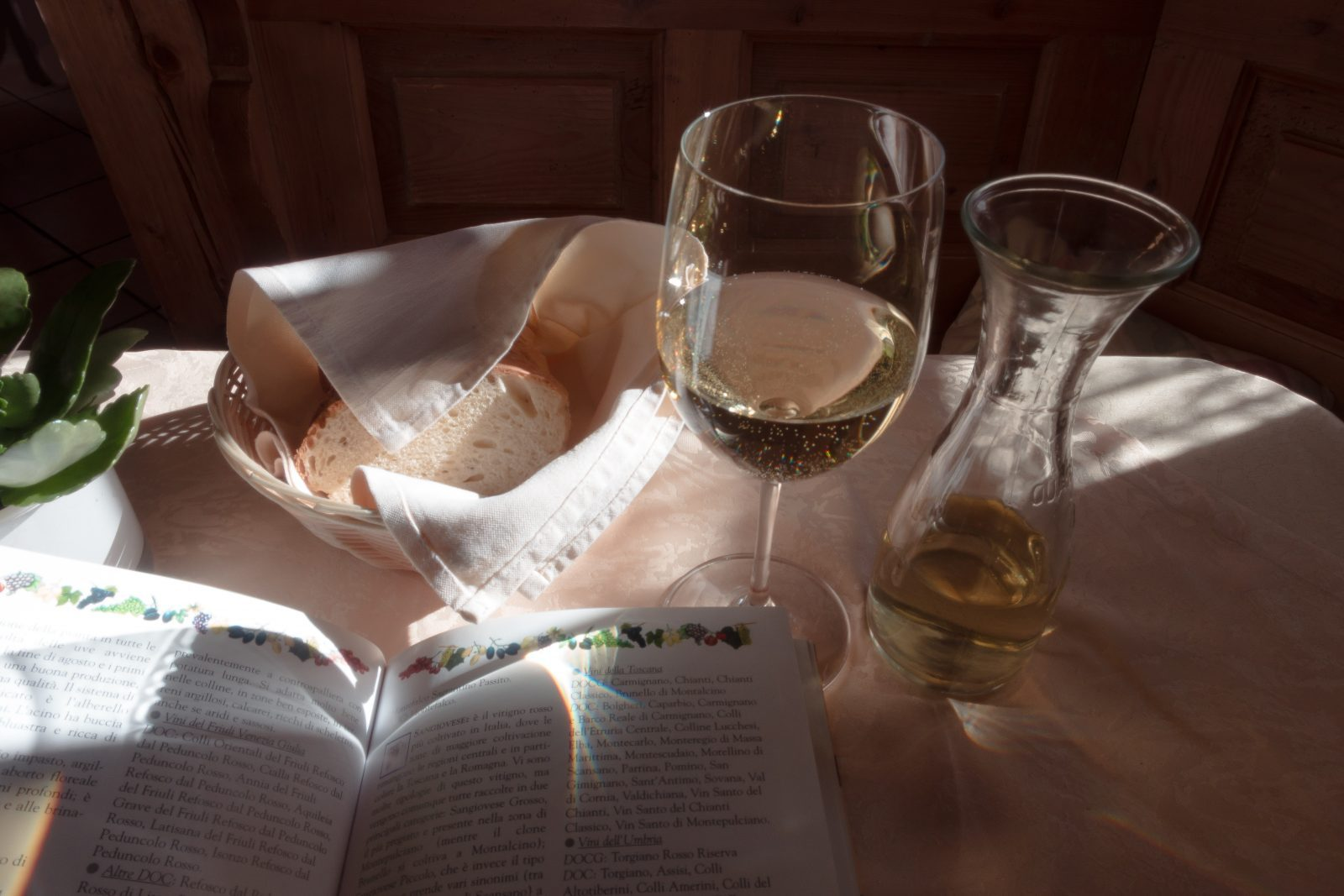 Wine Down And Chill With Bread And Butter photo